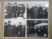 DULLES AIRPORT OPENING CEREMONY PHOTOGRAPHS NOV. 11, 1962
